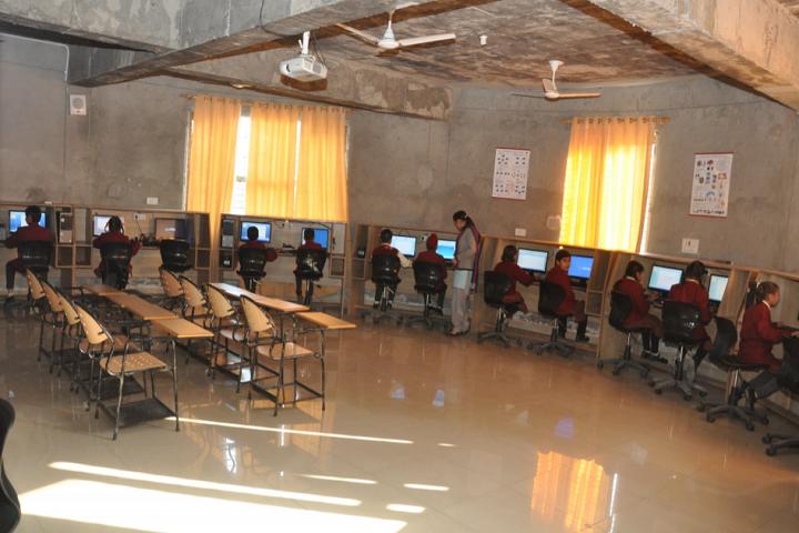 Kids Kingdom Convent School-Computer Lab