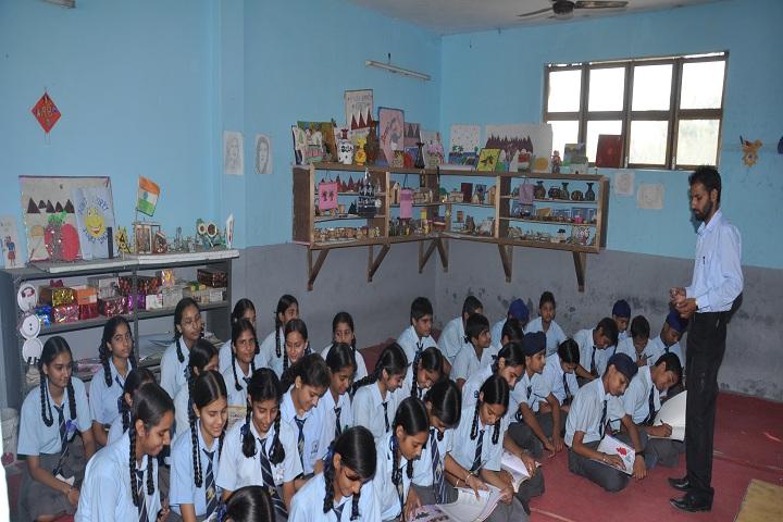 King Edward Public School-Arts Room