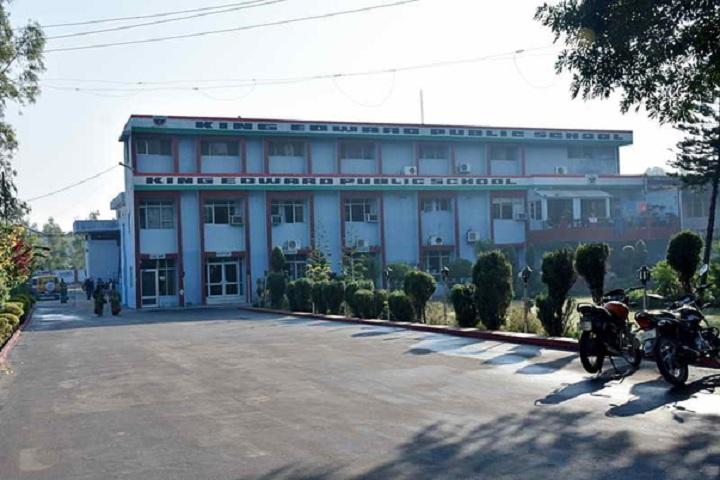 King Edward Public School-Campus View