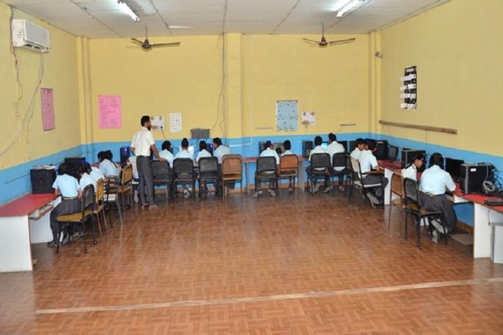 King Edward Public School-Computer Lab