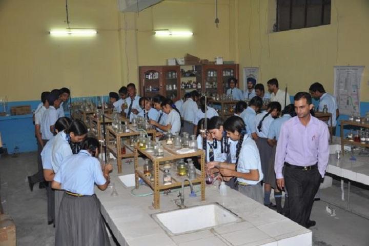King Edward Public School-Lab