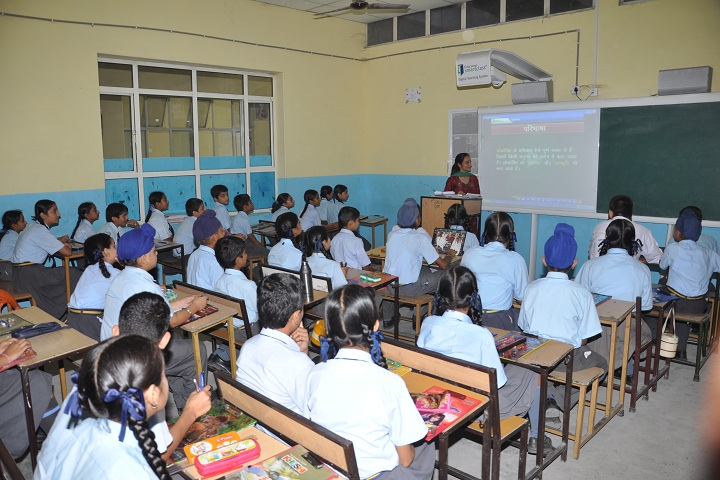King Edward Public School-Smart Classroom