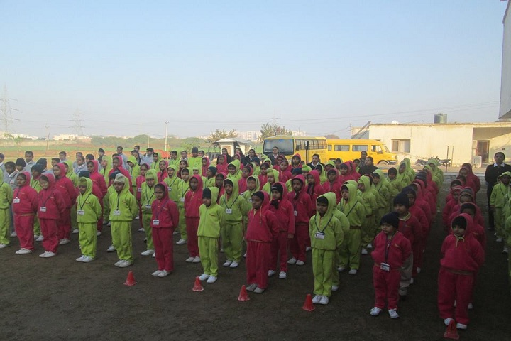 Kps World School-Assembly