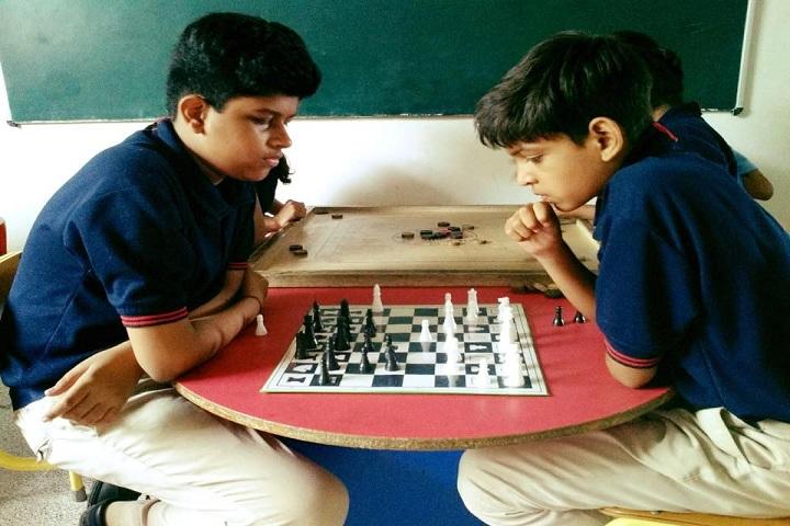 Kps World School-Games