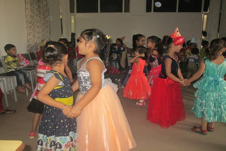 Kps World School-Kids