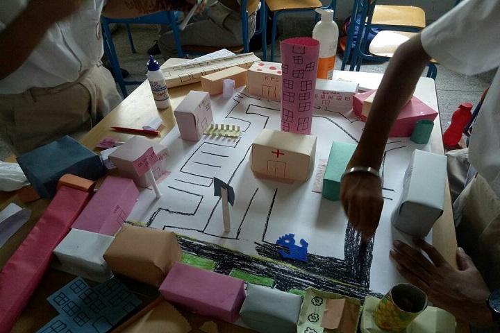 Kps World School-Exhibition