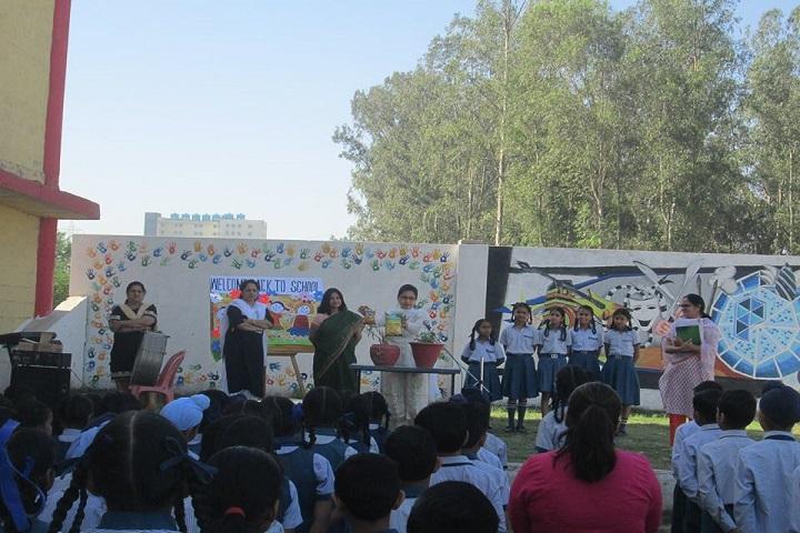 Kps World School-Workshop