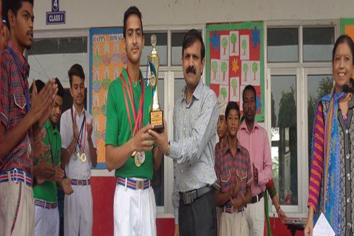 Kulwant Rai Dav Pub School-Award