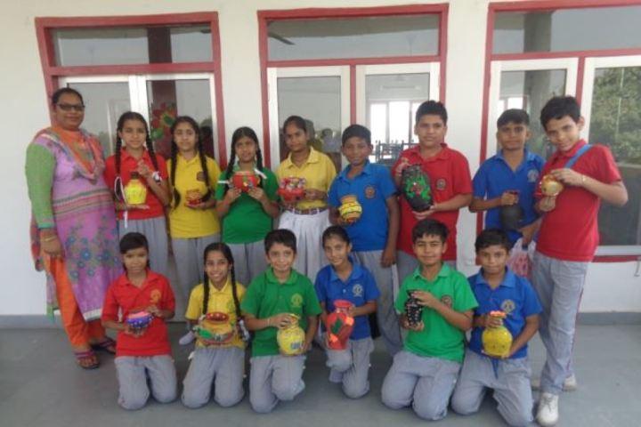 Kulwant Rai Dav Pub School-Craft