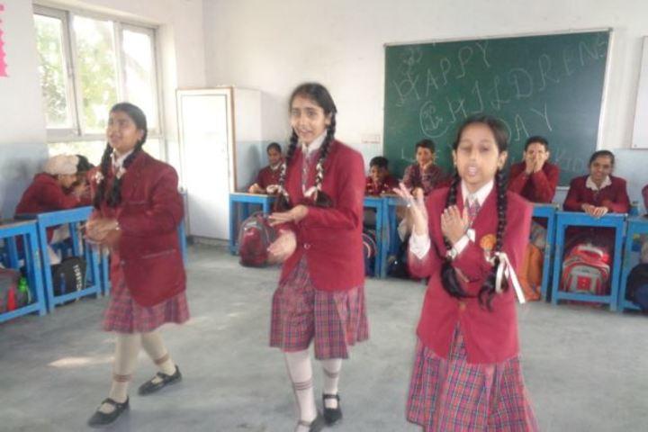Kulwant Rai Dav Pub School-Dance