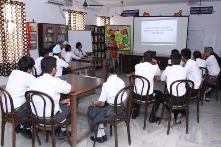 Kulwant Rai Dav Pub School-Digital Classroom