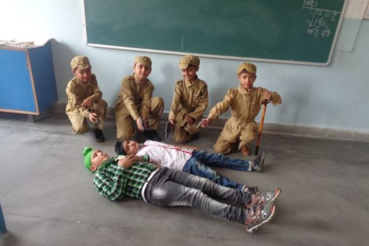 Kulwant Rai Dav Pub School-Drama