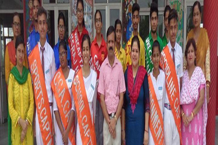 Kulwant Rai Dav Pub School-Staff