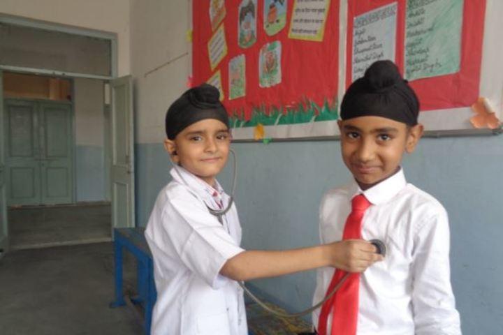 Kulwant Rai Dav Pub School-Health Check Up