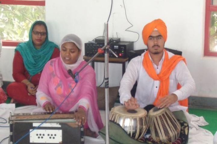 Kulwant Rai Dav Pub School-Music Room