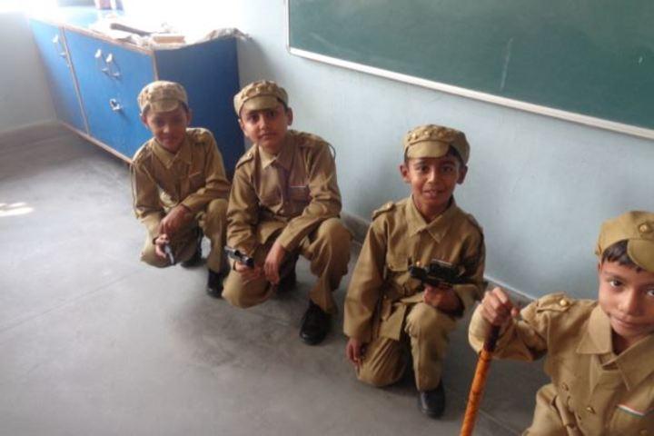 Kulwant Rai Dav Pub School-NCC