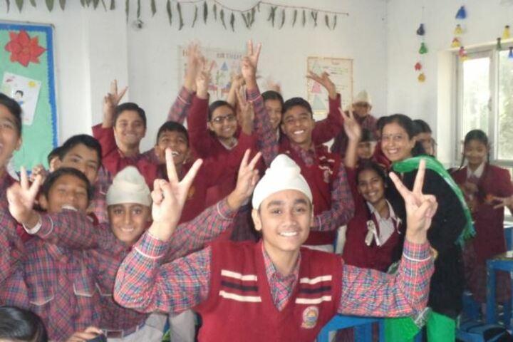Kulwant Rai Dav Pub School-Students