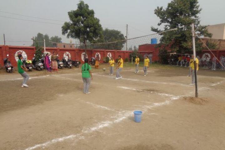 Kulwant Rai Dav Pub School-Tennis