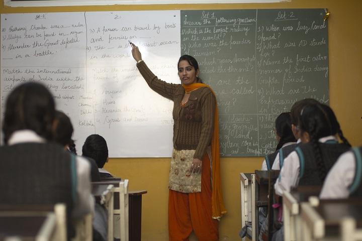La Blossoms School-Classroom