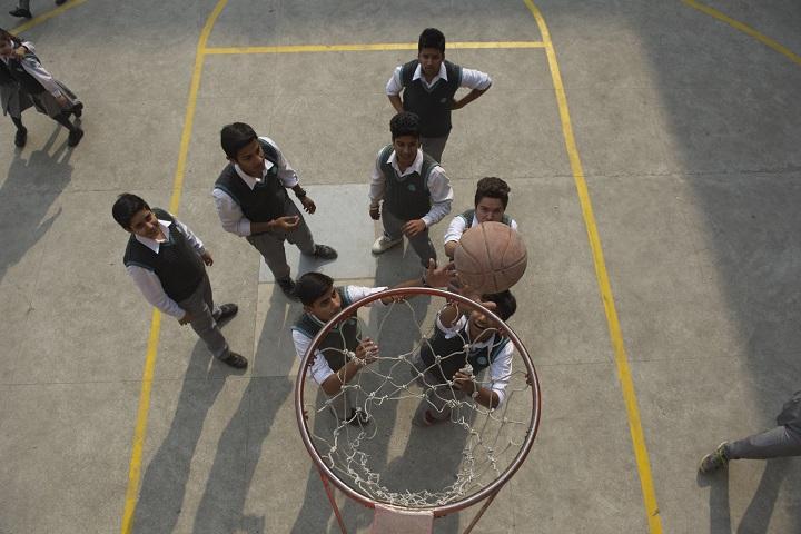 La Blossoms School-Sports