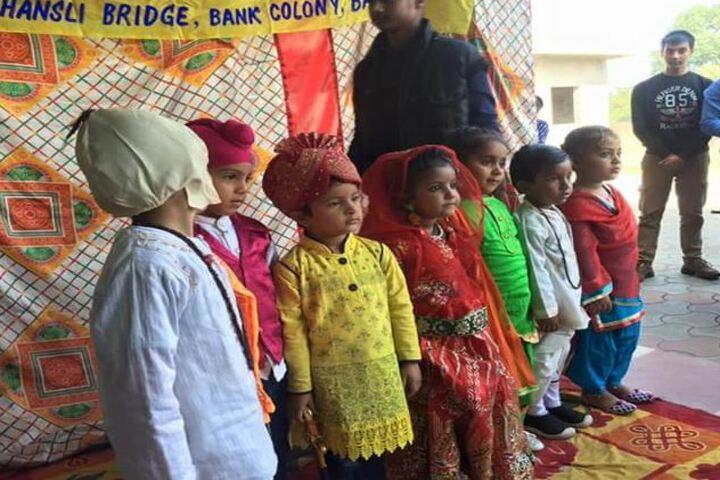 Lakshmi Devi Sahni School-Fancy Dress