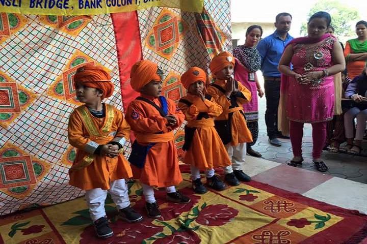 Lakshmi Devi Sahni School-Events