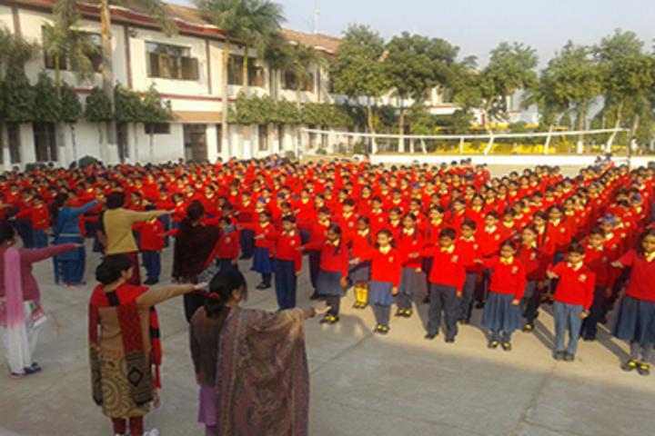 Lala Deep Chand Jain Public School-Assembly