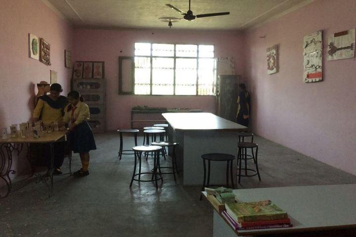 Lala Deep Chand Jain Public School-Biology-Lab