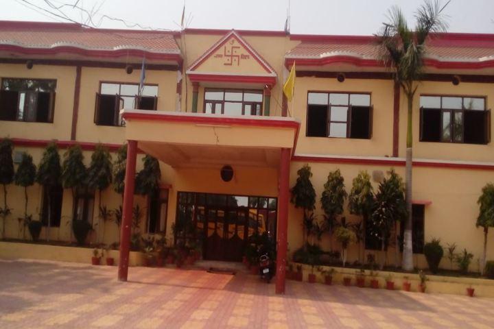 Lala Deep Chand Jain Public School-Building