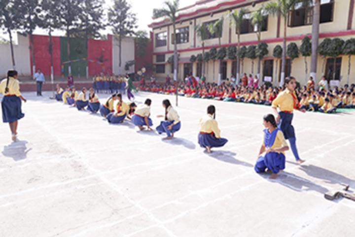 Lala Deep Chand Jain Public School-Play Ground