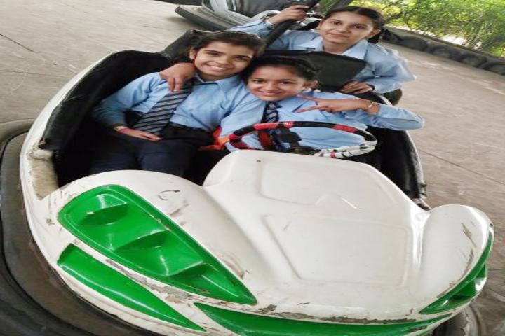 Lala Lajpat Rai International School-Games
