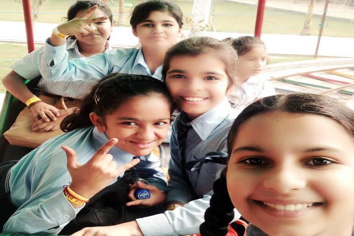 Lala Lajpat Rai International School-Students1