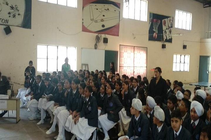 Lala Lajpat Rai International School-Auditorium