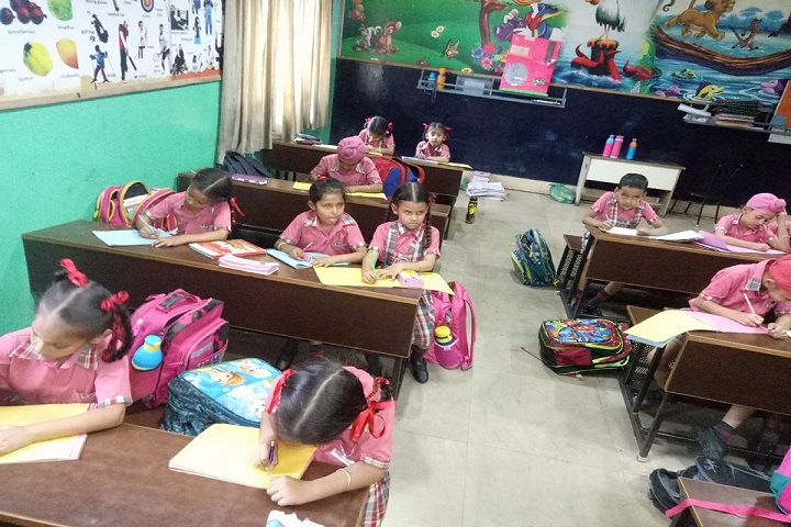 Lala Lajpat Rai International School-Classroom