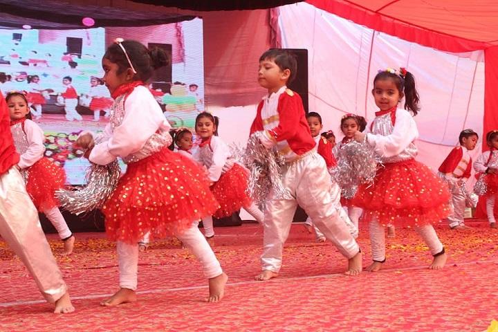 Lala Lajpat Rai International School-Dance