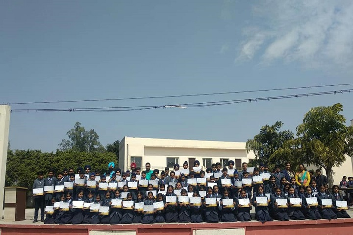 Lala Lajpat Rai International School-Students