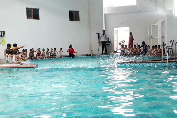 Lala Lajpat Rai International School-Swimming Pool