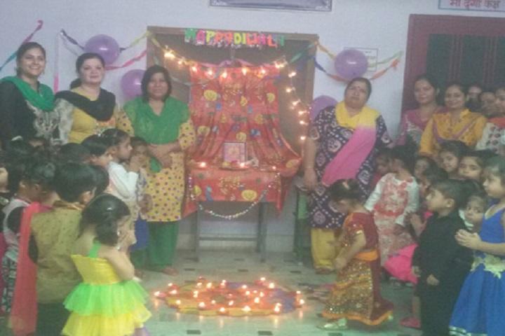 Lala Saran Dass Boota Ram Aggarwal Sarvhitkari Vidya Mandir-Diwal-Celebration