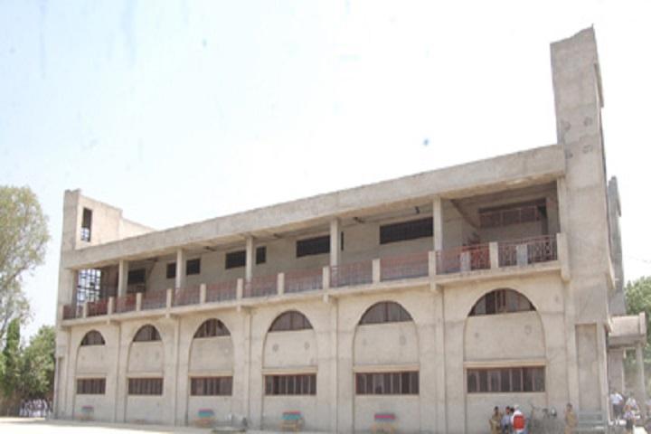 Lala Saran Dass Boota Ram Aggarwal Sarvhitkari Vidya Mandir-Indoor-Stadium