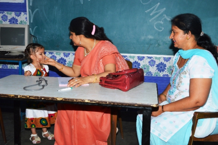 Late Ishar Das Gumber Dav Centenary Public School-Health Check Up