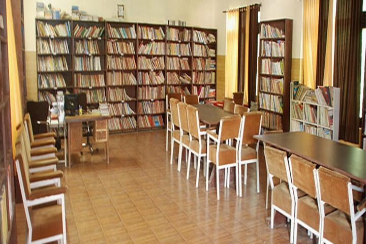 Late Ishar Das Gumber Dav Centenary Public School-Library