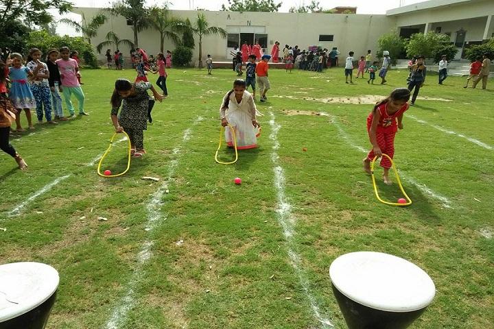 Laurel International Public School-Games