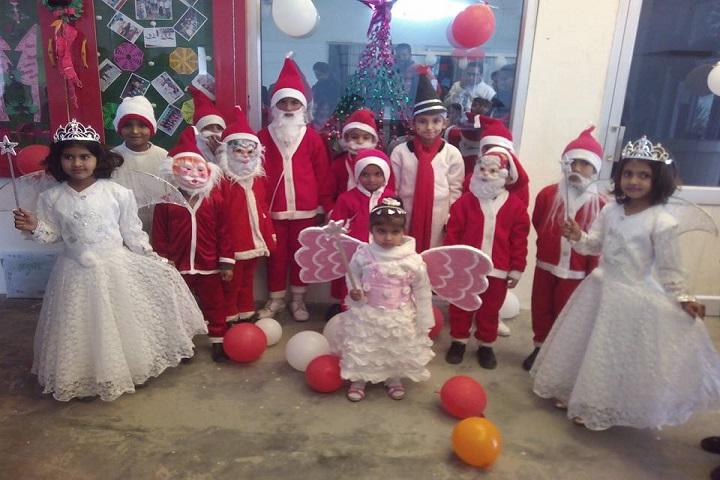 Laurel International Public School-Christmas-Celebration