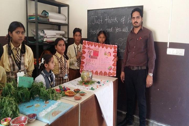 Laurel International Public School-Diwali-Celebration