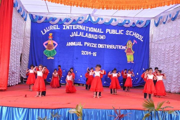 Laurel International Public School-Events