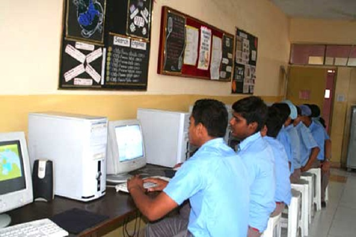 Lawrence Public Senior Secondary School-Computer-Lab