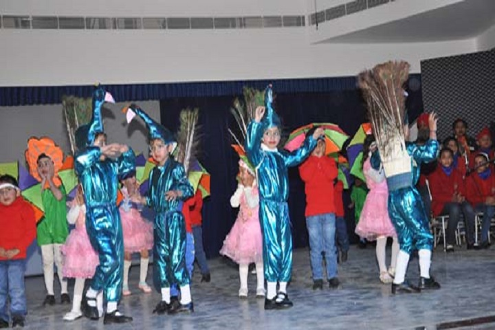 Lawrence Public Senior Secondary School-Fancy Dress