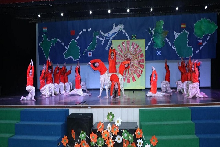 Learning Paths School-Annual Day