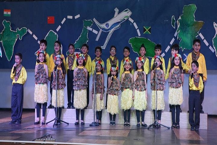 Learning Paths School-Singing