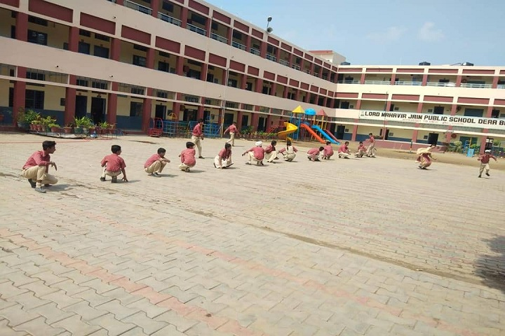 Lord Mahavir Jain Public School-Games
